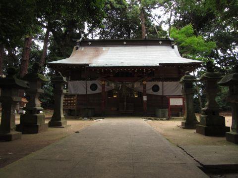 麻賀多神社