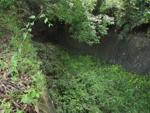 下岩橋の旧参道