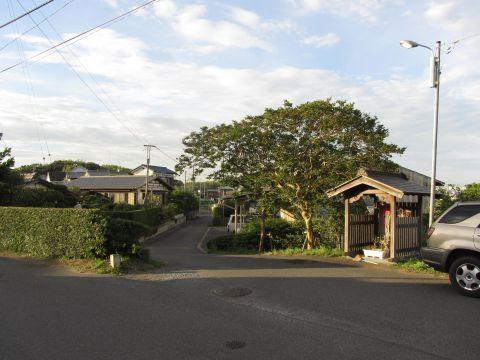 柏木の旧参道