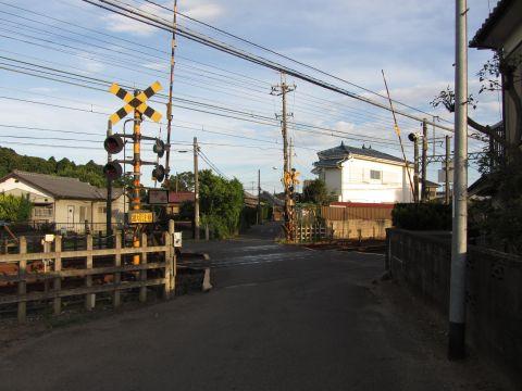 京成本線踏切