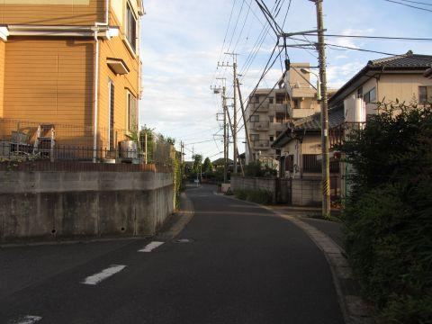 上岩橋の旧参道