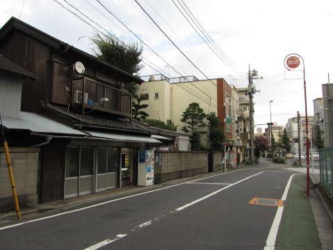 川越街道旧道 上板橋