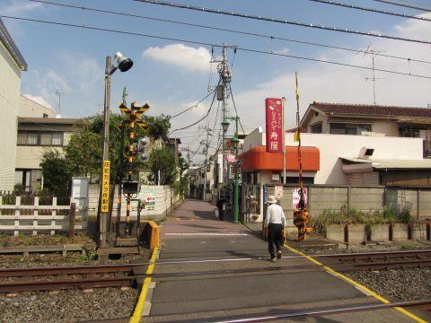 赤塚の鎌倉古道