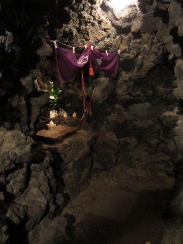 開運洞窟巡り