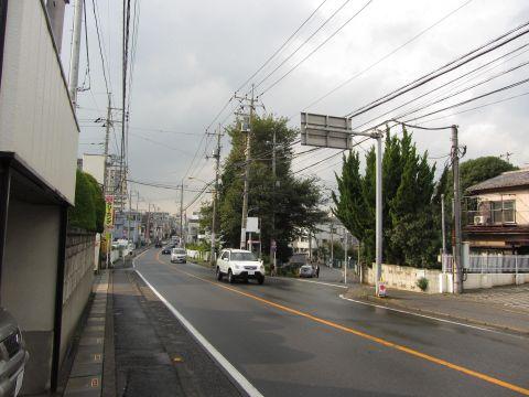 和光市本町の旧道