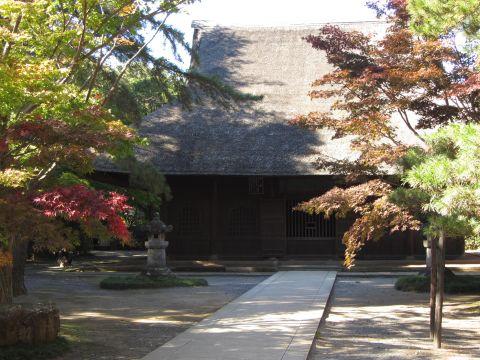 平林寺佛殿