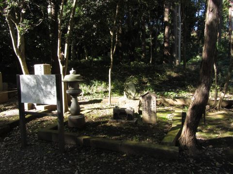 増田長盛の墓