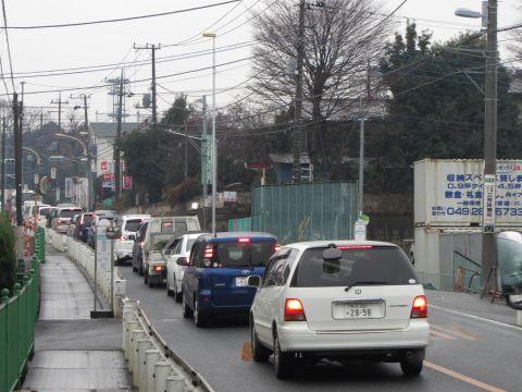 大井宿 大井坂下バス停