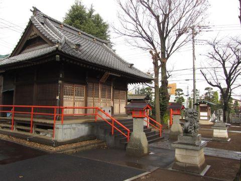 亀久保神明神社