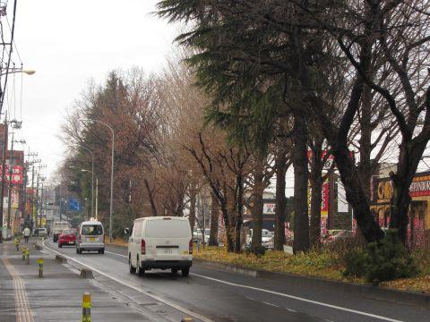 国道254号 ふじみ野市鶴ケ岡