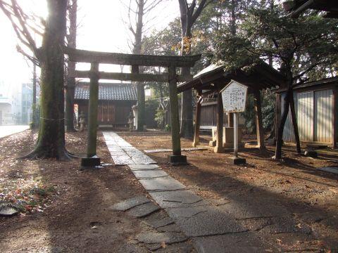 鶴ヶ岡八幡神社