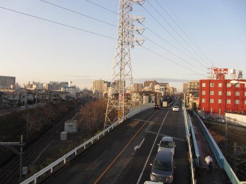 埼玉県道39号 川越市富士見町