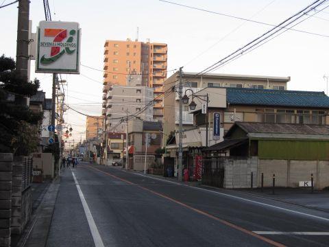 埼玉県道39号 菅原町