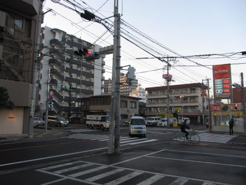 埼玉県道39号 通町