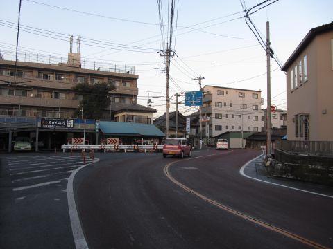 松江町の鉤の手