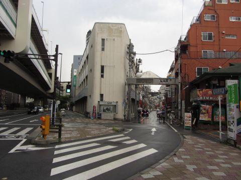 板橋宿平尾追分