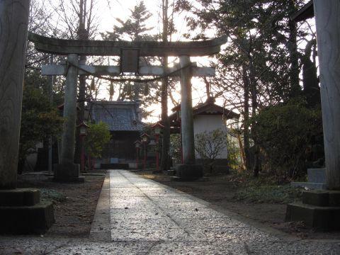 岸町熊野神社