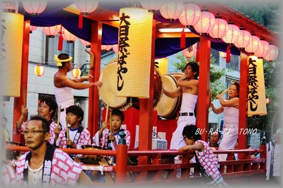 遠野まつり2012②