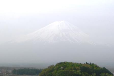 河口湖富士2