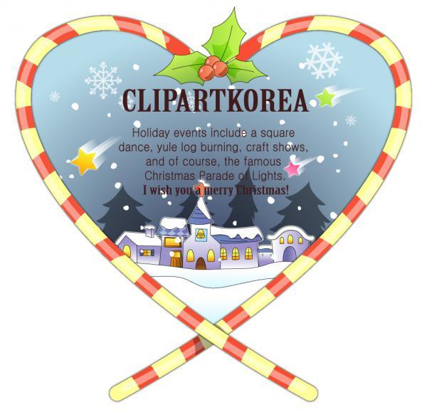 クリスマス飾りのフレーム 15種類 christmas decorations wreath2