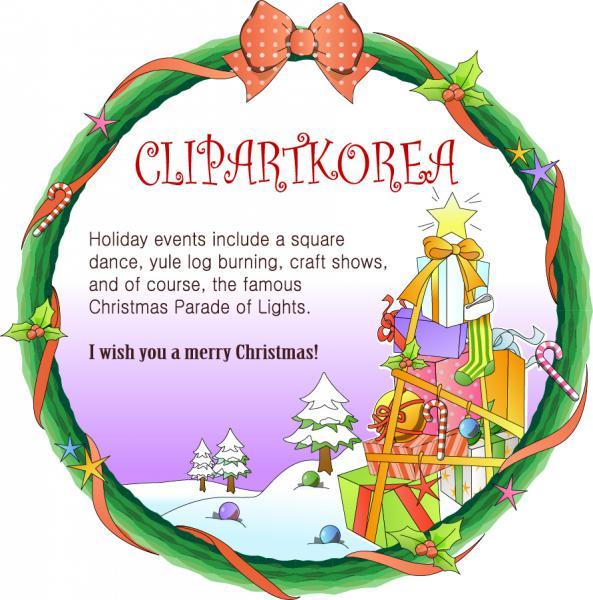 クリスマス飾りのフレーム 15種類 christmas decorations wreath3
