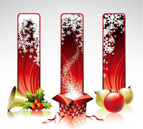 クリスマス デザイン素材 キャラクター アイコン christmas design elements5