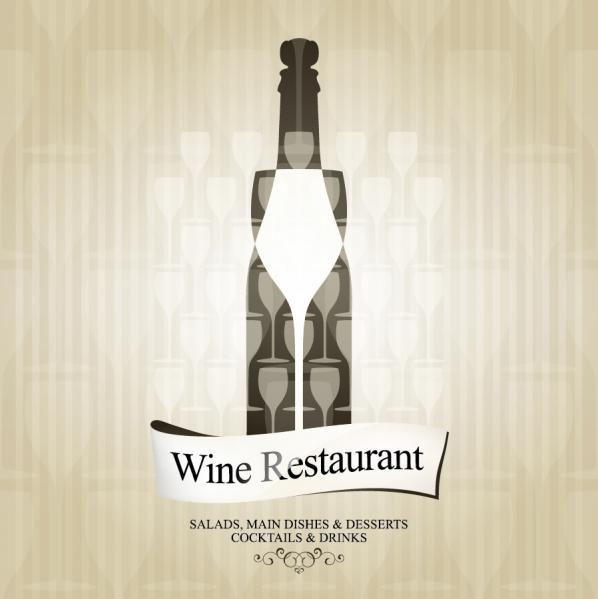 パステルカラーのメニュー デザイン pastel colors restaurant menu designs5