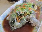 碧翠の魚料理