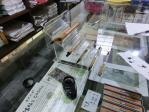 竹で作った万年筆が売ってるのです