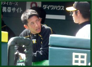 絵日記3・19試合矢野
