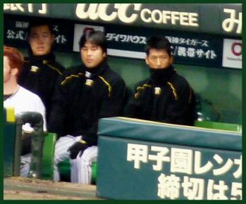 絵日記4・16甲子園矢野4