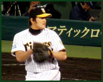 絵日記5・11甲子園久保田