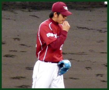 絵日記5・28甲子園岩隈1