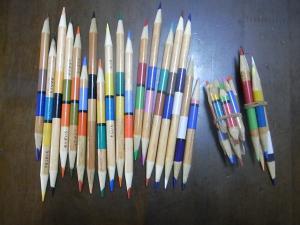 色鉛筆たち・1