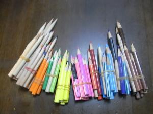 色鉛筆たち・2
