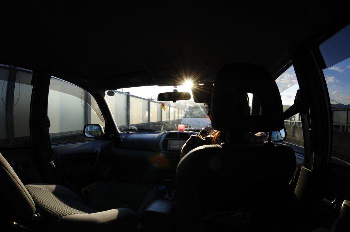 2010 11 20 車内
