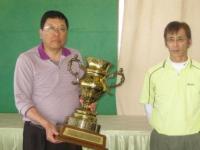 キャプテン杯表彰式