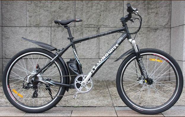 ... の今更ですが・・・自転車版