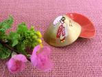 ひな祭り 蛤の京紅