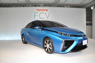 燃料電池車 ミライ