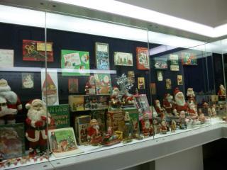 クリスマス展示2
