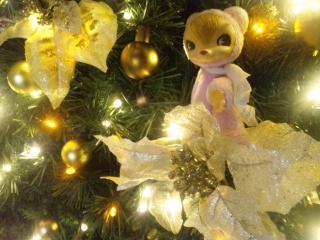 MINI クマ クリスマス2