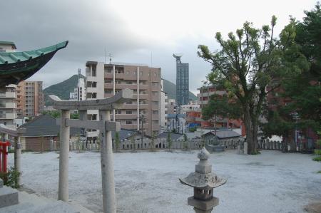 甲宗八幡神社2