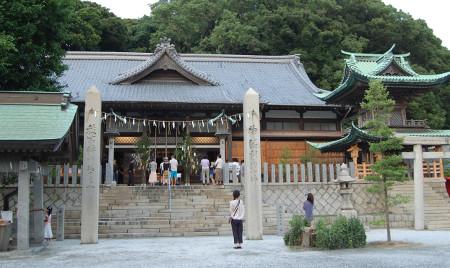 甲宗八幡神社1