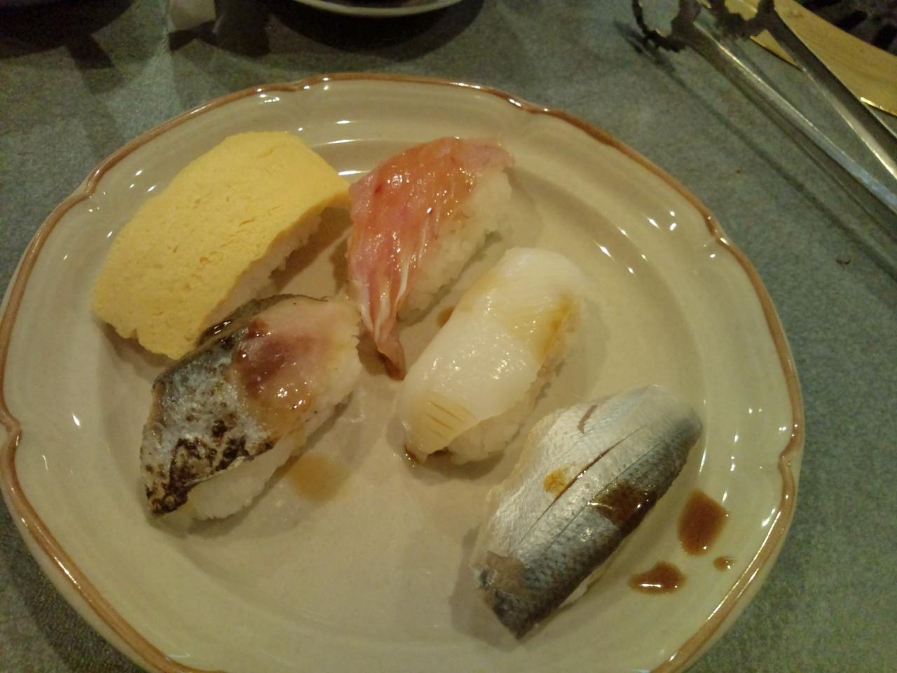 ヒコバンバン(寿司)