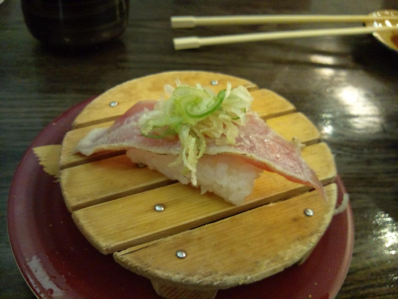 江戸前回転寿司えびす甲府昭和店(食べ放題)