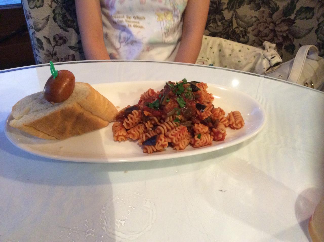 カフェテラッツァ(料理)