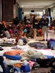 Stockland Evacuation Centre