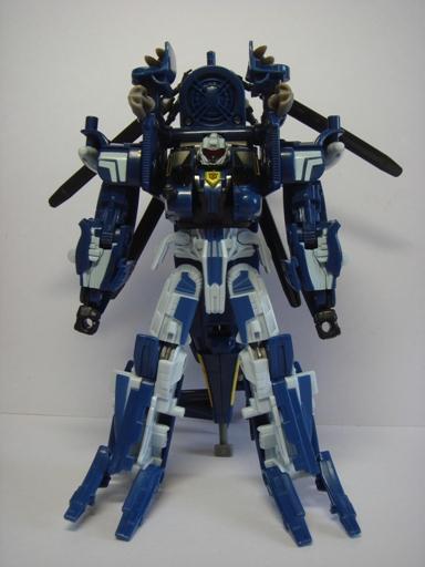 ホワール・ロボットモード