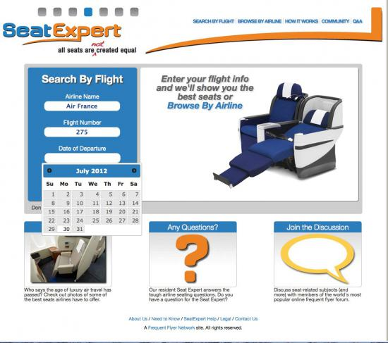 Best Airline Seats - SeatExpert-1
